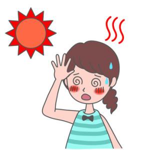下痢の原因は紫外線に