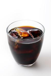 Ice coffeeは下痢の原因