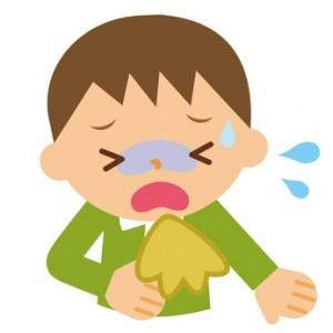 吐き気と下痢