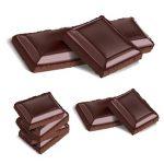 下痢の改善にチョコレート
