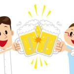 下痢の原因はアルコールに