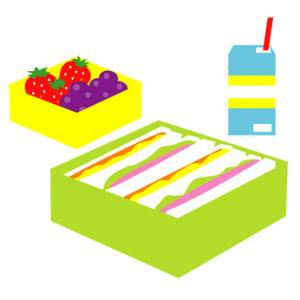 下痢の原因はサンドイッチ